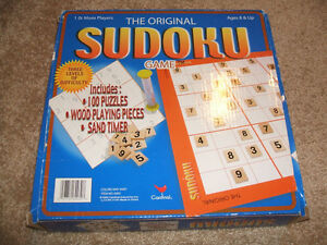 SODUKO board game