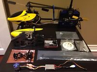 Rc helicopter 450 size trexx