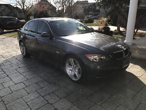 2008 BMW 3-Series Xisport Sedan