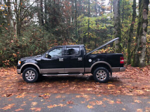 Ford Lariat, Newer Reman Engine And Rebuilt tranny
