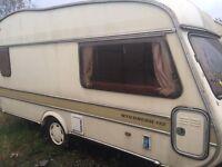1990s elddis swift abi Avondale windrush caravan lightweight cheap winter bargain