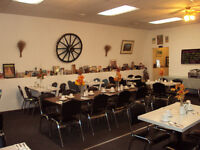 Restaurant/Catering business for sale