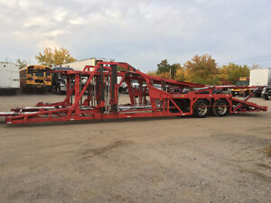 ***********COTTRELL TRAILER 7 CAR STINGER WORKING EVERYDAY******