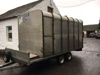 Ifor Williams livestock body only