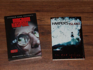 KINGDOM HOSPITAL  & HARPER'S ISLAND  MINI SERIES  *$10 each*