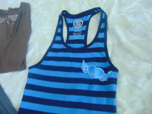 Official Oilers tank, and other brand names