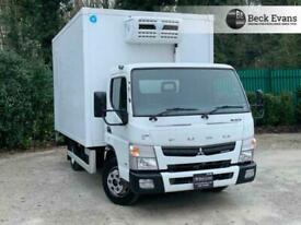 2015 15 MITSUBISHI FUSO CANTER 3.0 7C15 34 148 BHP REFRIDGERATED TRUCK WITH TAIL