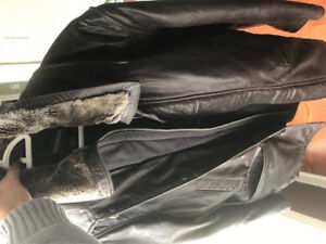 Daniel Real Leather Premium Jacket