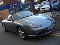 2004 04 PLATE Porsche Boxster 3.2 S Anniversary Tiptronic Automatic in Seal Grey