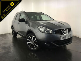 2013 NISSAN QASHQAI +2 360 IS 4X4 DCI 1 OWNER NISSAN SERVICE HISTORY FINANCE PX