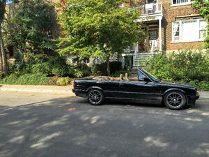 1991 BMW 3-Series Convertible e30 fully restored