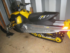 Clean Ski-Doo BRP Sled, Very good condition