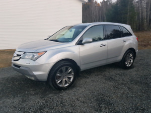 2008 Acura MDX Tech SUV Fully Loaded!