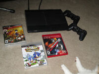 PS3 SYSTEM FOR SALE