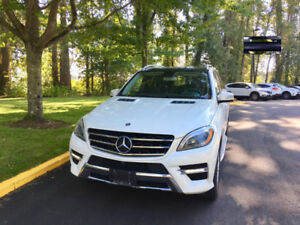 2014 Mercedes ML350 Bluetec - Diesel - Loaded - No Accidents