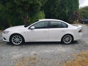 2013 XR6 Falcon Sidmouth West Tamar Preview