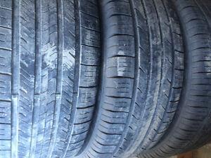 Fiat 500L tires and wheels Peterborough Peterborough Area image 2