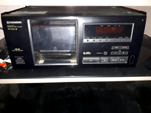 Pioneer pd-f505 25 disc changer
