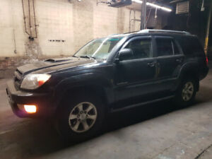 TOYOTA 4RUNNER 2005 6 cylindres 4X4 AUTOMATIQUE