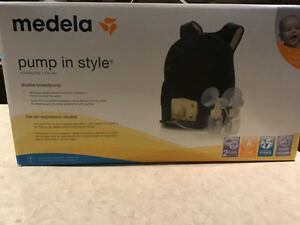 Medela breast pump (brand new)