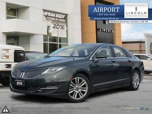 2015 Lincoln MKZ FWD with only 32,310 kms