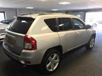 2011 Jeep Compass 2.4 Limited CVT 4WD 5dr