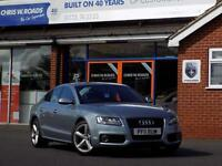 2011 11 AUDI A5 2.0 TDI S LINE SPORTBACK (170) * LEATHER SUNROOF * DIESEL