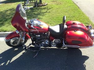 2007 Yamaha XV1700 Road Star
