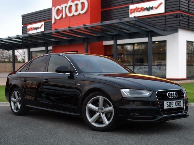 2013 audi a4 tdi s line manual saloon in yeadon west. Black Bedroom Furniture Sets. Home Design Ideas