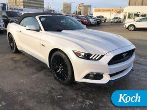 2017 Ford Mustang GT Premium  Adapt Cruise, GT Perf Pkg, Manual
