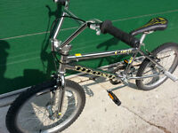 Giant Mosh BMX bike in perfect condition