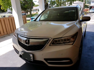 2014 Acura MDX elite package SUV, Crossover