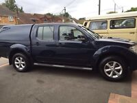 2012 Nissan Navara 2.5 Dci Acenta pick up