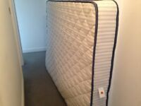 GONE -Barely used double mattress - grade 4