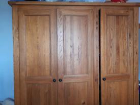 Bedroom Furniture Solid Oak
