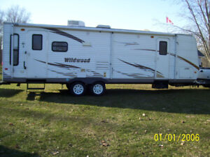 REDUCED FOR LAST TIME 2011 WILDWOOD $18500 TO $16500