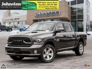 2018 Ram 1500 Sport  - Leather Seats -  Cooled Seats - $138.40 /
