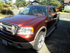 F150  FORD KING RANCH