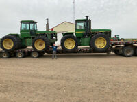 John Deere 8650 and 8630 for parts