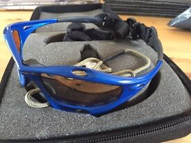 Oakley water jacket sunglasses- rarely used.