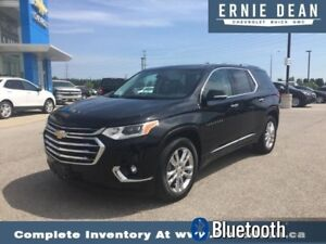 2018 Chevrolet Traverse High Country  HIGH COUNTRY - SADDLE INTE