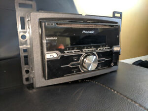 Selling Used Pioneer FH-X721BT Stereo