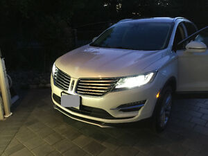 Lease Takeover - Like new 2015 Lincoln MKC Reserve AWD 2.3L