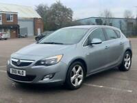 2012 Vauxhall Astra 2.0 CDTi 16V ecoFLEX SRi [165] 5dr Fresh Mot HATCHBACK Diese