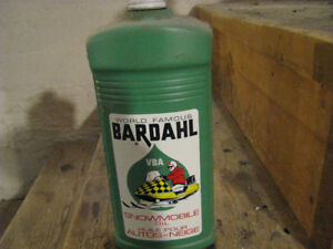 BARDAHL SNOWMOBILE AND TWO-CYCLE OIL