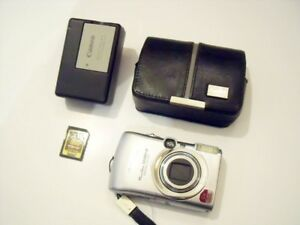 Canon PowerShot SD890IS 10MP Digital Camera w with 5x Optical