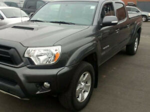 2014 TACOMA CREW 4X4 off rd pkg....WE FINANCE BAD CREDIT'''''