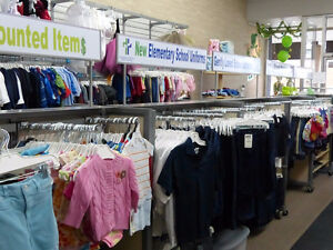 CHILDREN'S RETAIL STORE available!  (New & gently used)