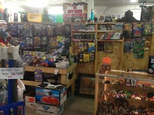 Huge Collection! New and Used Toys. MAY LONG WEEKEND!!