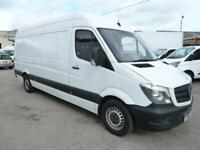 MERCEDES SPRINTER 313CDI LWB HIGH ROOF PANEL VAN